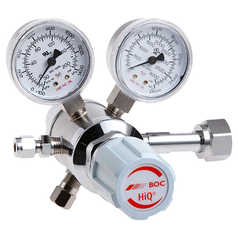Dual Stage Specialty Gas Regulators