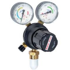 BOC 8000 Single Stage Oxygen Regulator: 1000 kPa Bottom Inlet