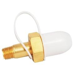 BOC Inlet Stem and Nut for Oxygen Regulators