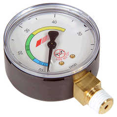 BOC Argon/CO2 Gauge: 0–55 L/min