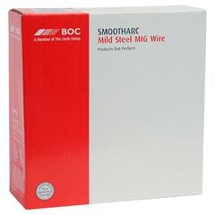 BOC Mild Steel MIG Wire: 15kg Spool