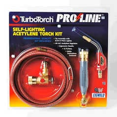 ProLine Acetylene Self Lighting Torch Kit