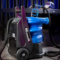Binzel 230V Welding Fume Extractor With Cyclone Technology