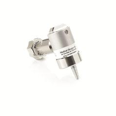 BPR Micro Dial-Flowmeter Paediatric 0-3LPM