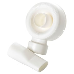 AGSS Exhalation Valve With Mouthpiece - Single Use