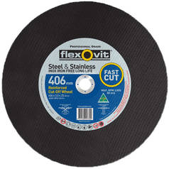Flexovit A36S-BF41 Stainless Steel Cutting Disc