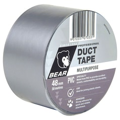Norton PVC Silver Duct Tape
