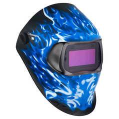 3M™ Speedglas™ 100 Graphics Ice Hot Welding Helmet
