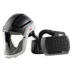 3M™ Versaflo™ M-307 Face Shield and Safety Helmet with Adflo PAPR