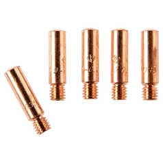 BOC Contact Tips for Tweco No.1, Mini & TWE 1 Torches - Pack of 5