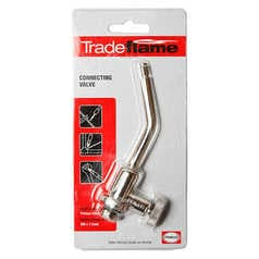 Tradeflame Connecting Valve: Bent