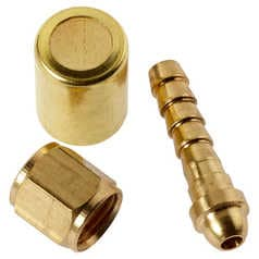 BOC Connector Hose Crimp: 5mm 3/8