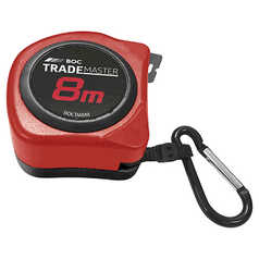 BOC Trademaster Tape Measure - 8M