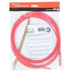 Binzel 4m Aluminium Wire Kit - 1-1.2mm