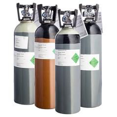 Certified Pure Gas Argon