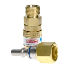 Tesuco Oxygen Quick Action Coupler