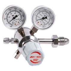 BASELINE Dual Stage Argon, Helium, Oxygen Scientific Regulator