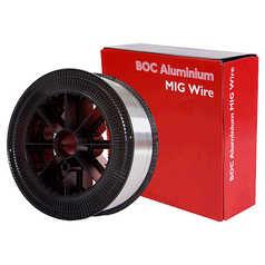 BOC 1070 Aluminium MIG Wire: 6kg Spool
