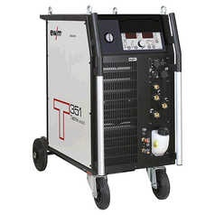 EWM Tetrix 351 AC/DC Smart TIG Welder