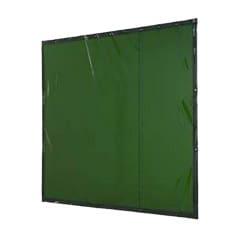WELD GUARD Green Welding Curtain