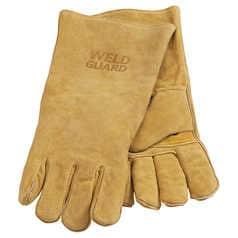 WELD GUARD Premium Welding Gauntlet