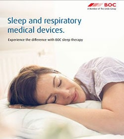 Sleep & Respiratory Medical Devices Icon