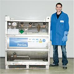 Kohlendioxid flüssig 667 kg