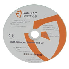 G5 AED Manager
