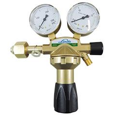 Riduttore di pressione a un livello, 200 bar