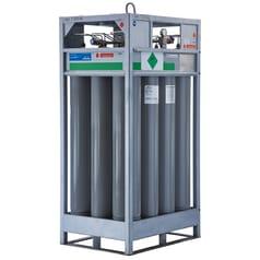 Argon 4.8 für Spektrometrie Bündel
