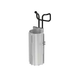 Gas cylinder holders