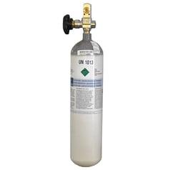 Kuldioxid (Medicinteknisk) PIN flaske