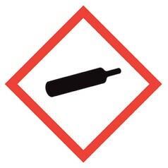 Skilt trykflasker