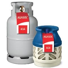 Propane cylinder 5-33 kg