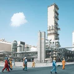 Gases Químicos e Hidrocarburos