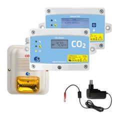 Détecteurs fixes CO2