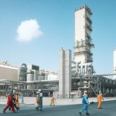 Gaz chimiques et combustibles