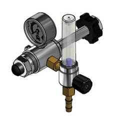Débitlitre Lasermix 0-30l/min