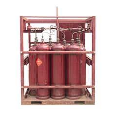 15-HP11 Acetylene Pallet (11 Cyld)