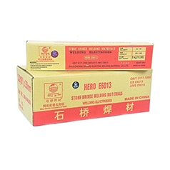 8829 E6013 MILD STEEL ELECTRODE 2.5MM PK2.5KG