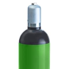 Nitrogén 4.6 palack