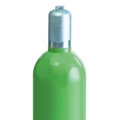 Szintetikus levegő palack