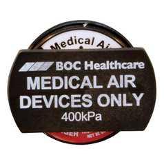 Medical Air Terminal Unit Plug