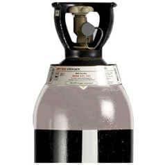 Carbon Dioxide Cylinder, Industrial Grade, Compressed Gas