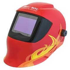 BOC OHE575 Auto-Darkening Welding Helmet with Side Windows