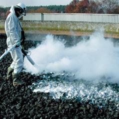 PURIFIED CO2 - DIPTUBE J SIZE