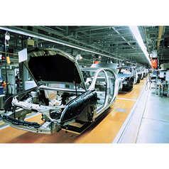 Automotive Gas Mixture