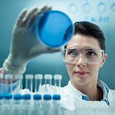 Zuivere gassen voor laboratoria