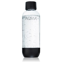 AQVIA PET BLACK 1000 ML