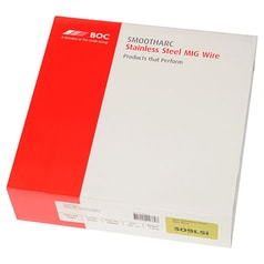 BOC 309LSi Stainless Steel MIG Wire: 5kg Spool